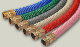 The Perfect Garden Hose® - Garden Hose. Garden Hoses are in many colors - Red, Blue, Green, Pink, Grey, Beige